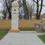 Balkány emlékmű