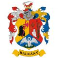 Balkány címere