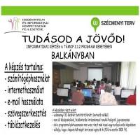 Informatikai képzés Balkányban!
