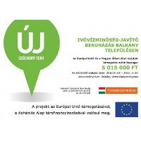 Ivóvízminőség-javító beruházás Balkányban