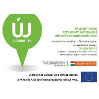 Balkány Város szennyvízcsatornázás bővítése és korszerűsítése
