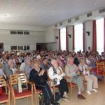 Idős közönség