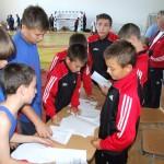 Gyerekek csoportban
