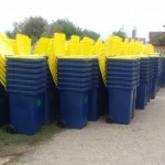 Szelektív hulladékgyűjtők