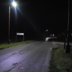 Éjjeli utcakép
