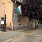 Családsegítő épülete az utcafrontról