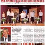 Balkányi Beszélő 2015. október címlap