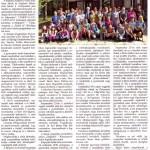 Balkányi Beszélő 7. oldala beszámoló az erdei iskola programról 2015. október