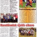 Balkányi Beszélő 8. oldala sportsikerekről